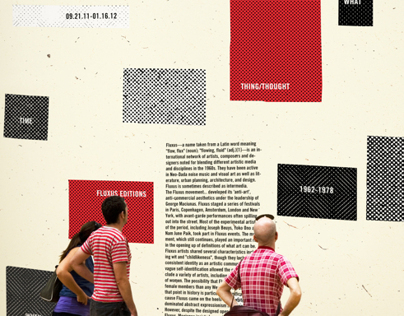 MoMA Thing/Thought Exhibition