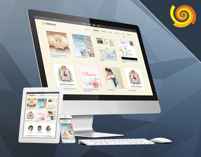 Tadatuta website