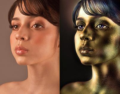 Art retouching 2