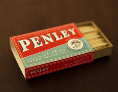 Penley Toothpicks
