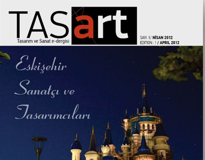 TASart e- magazine 1. Edition