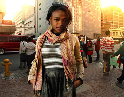 Durban Street Portraiture