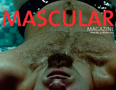 MASCULAR Magazine Issue No. 4 | Winter 2013
