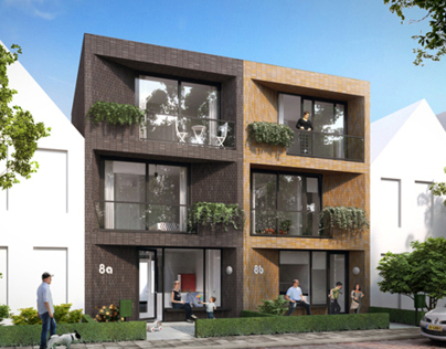 Houses for first time buyers in Almere and Nijmegen, NL