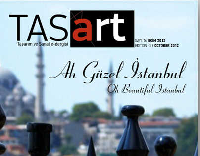 TASart e-magazine 5. Edition