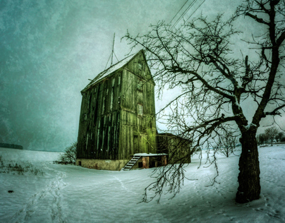 The LOST /abandoned places/