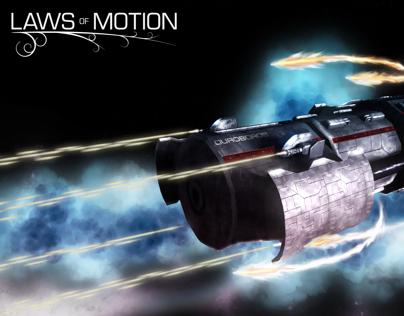 Laws Of Motion - Concept Art