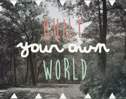 Built your own world