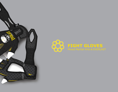 Fight Gloves- Tech packs