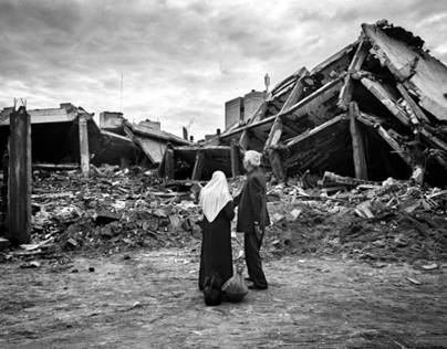 Operation Pillar of Cloud - Gaza Aftermath