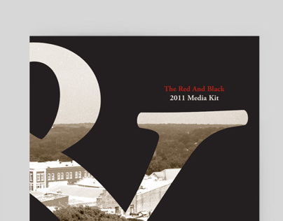 The Red&Black Newspaper Media Kit 2011