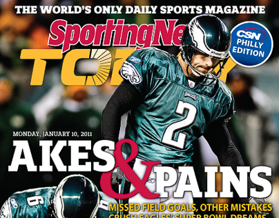 Sporting News – CSN Edition