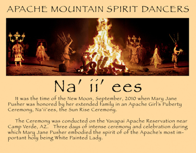 APACHE MOUNTAIN SPIRIT DANCERS