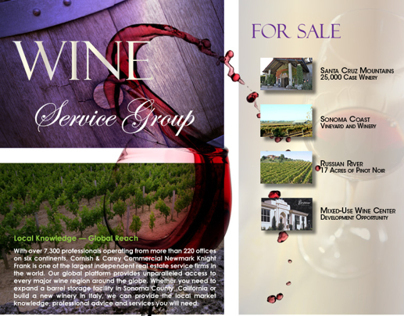 Email Marketing -- Wine Group