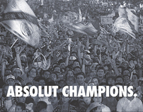 Absolut Vodka / Print