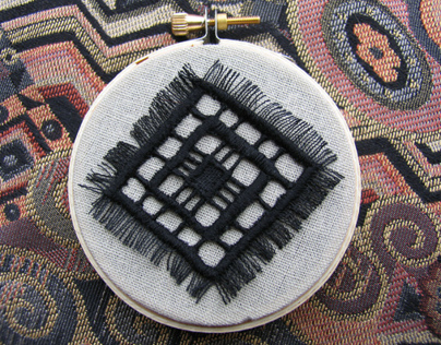 Cut Work Embroidery (2011)