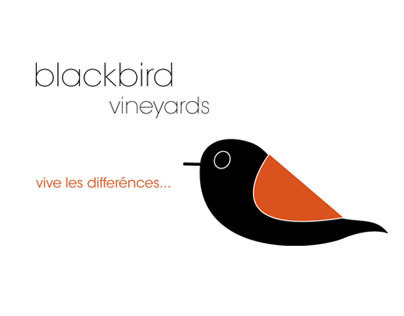 Blackbird Vineyards Redesign