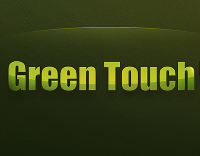 Green Touch UI
