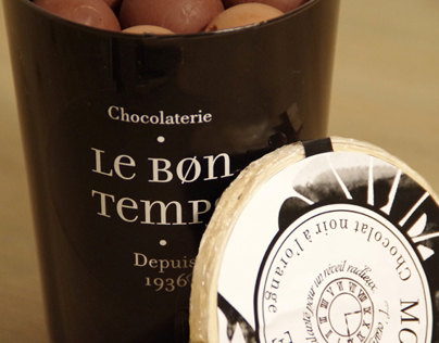 Le Bon Temps, Chocolaterie
