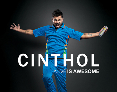 Cinthol Deo - Alive is Awesome