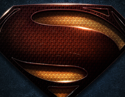MAN OF STEEL - Shield 2013