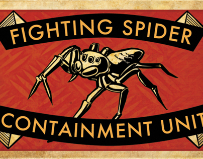 Fading Tradition: Fighting Spiders