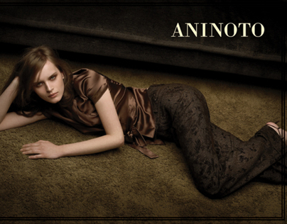 ANINOTO. Art Direction