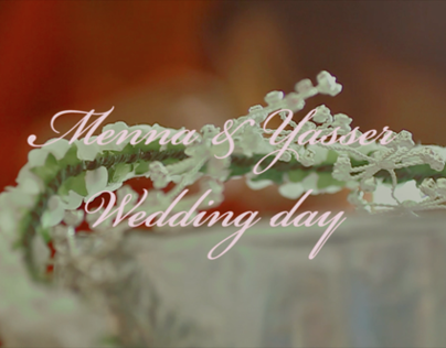 Menna & Yasser Wedding Film Trailer