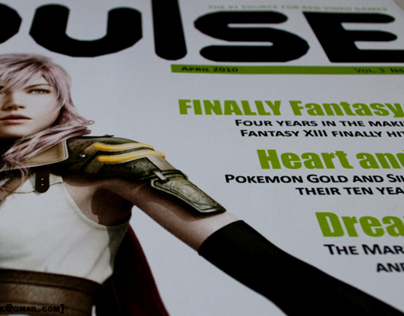 pulsE gaming magazine