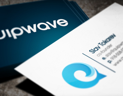 Quipwave | Business Card