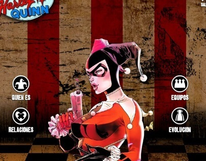 Flash: Harley Quinn Interactive