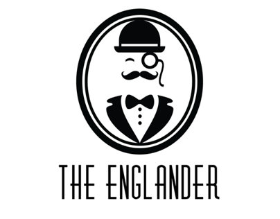 The Englander [logo]