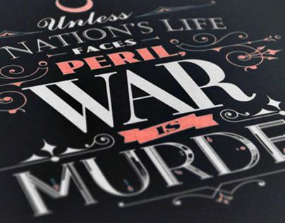 Typographic Ataturk Quotes
