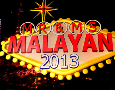 Mr and Ms MALAYAN