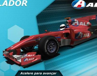 PC Game - F1 for ALE Company