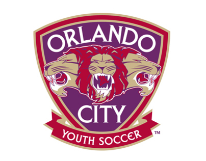 Orlando City Youth Soccer ad on
