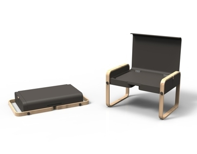 Envol, Portable desk