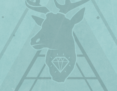 Diamond Deer
