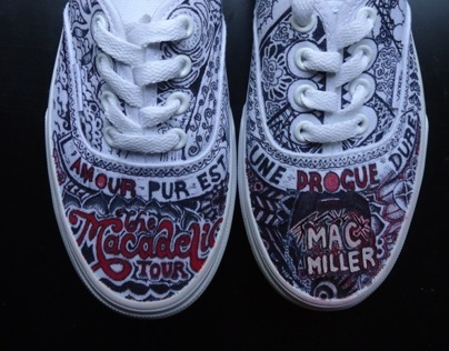 Macadelic VANS Shoes