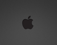 Apple Stone Wallpaper
