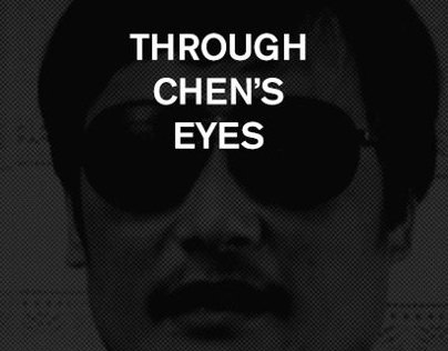 Through Chens Eyes - A Blind Mans Vision