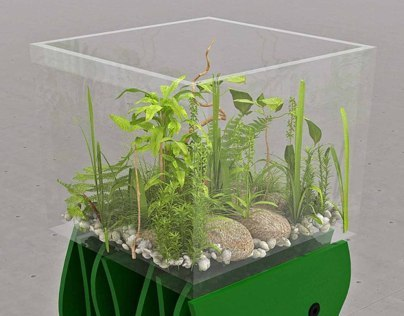 small aquarium stands