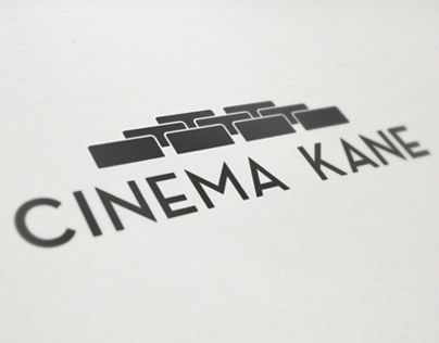Cinema Kane Corporate Identity