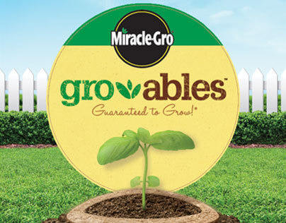 Scotts Miracle-Gro: Gro-Ables Pamphlet