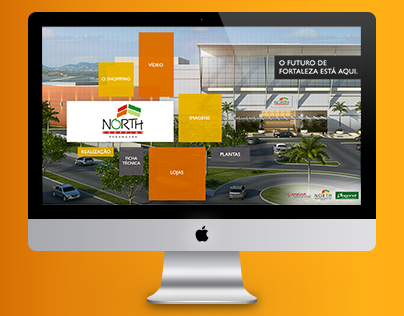 North Shopping Parangaba - HTML5