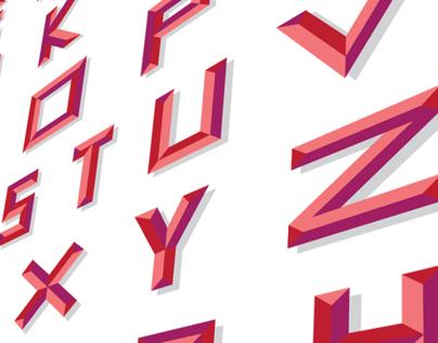 Diversity typeface