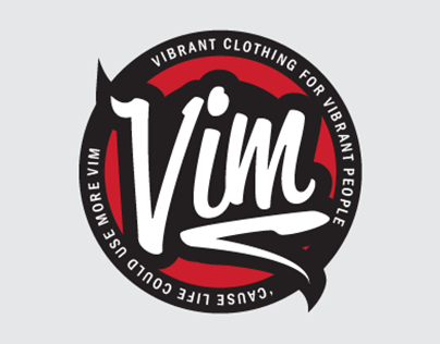 Vim | Clothing Brand (Apparel)