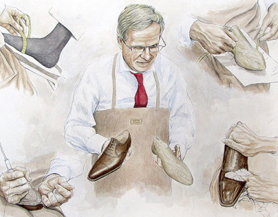 MAFTEI VIENNA - ART OF SHOEMAKING