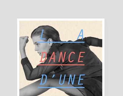 La danse dune vie