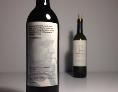 Soleri Wine Packaging